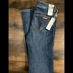 Joe's Jean Pencil Straight size 14 in teen/girl